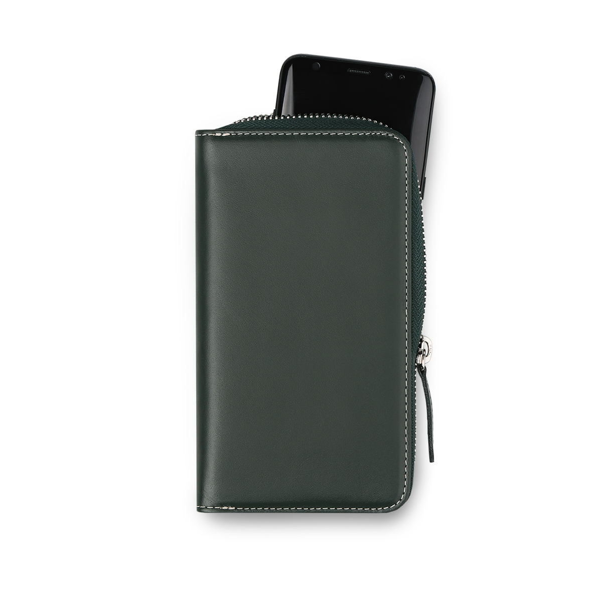 Daily Phone Pocket S_Deep Green