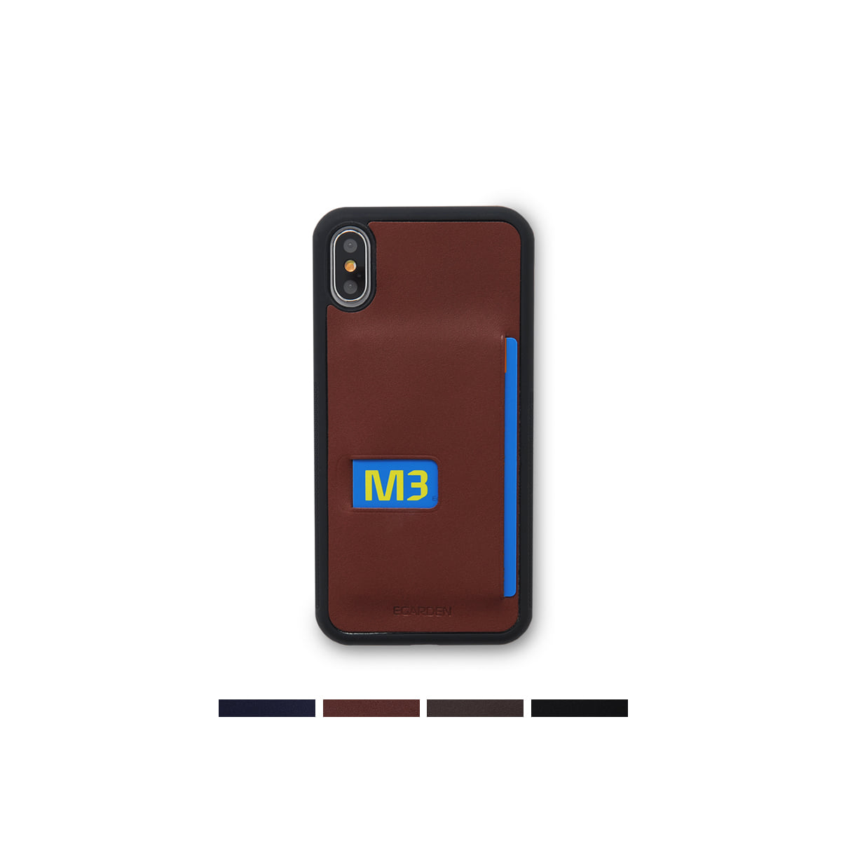 [에가든]iPhoneX Back Cover Case